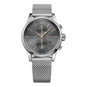 HUGO BOSS quartz Chronograph stainless steel 1513440