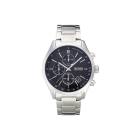 HUGO BOSS chronograph men stee