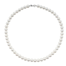 Bliss necklace paradise pearl river mm 4,5/5 and white gold Ref. 20068113