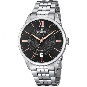 FESTINA MAN WATCH ONLY TIME TH