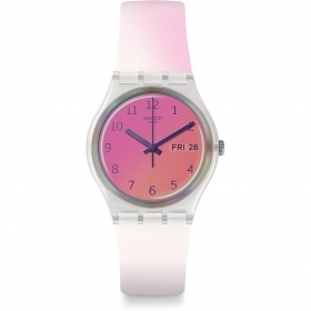 SWATCH WATCH SOLOTEMPO WOMAN ULTRAFUSHIA GE719