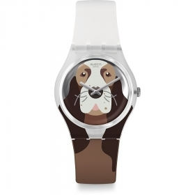 SWATCH WATCH ONLY TIME WOMAN R