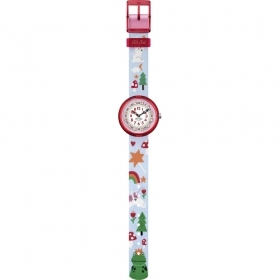 FLIK FLAK WATCH CHILD STRAP UNICORNS AND TOADS FBNP142