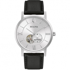 BULOVA mechanical watch men Bulova Clipper Ref. 96A237