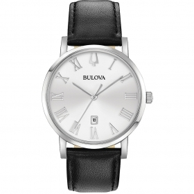BULOVA watch only time man\'s B