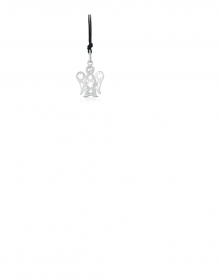 Giannotti pendant angel in white gold, Openworked Ref. NKT294