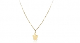 Giannotti Necklace girl or baby Angel in Yellow Gold Ref. NKT299