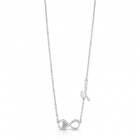 Guess Necklace stainless Steel