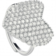 Bliss Ring Women Jewel In Silver 925 With Zircons 20086418