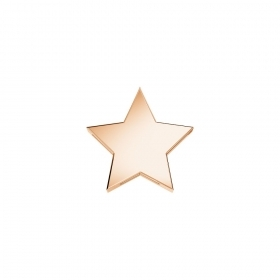 ELEMENTS GOLD STAR IN PINK DCHF6553