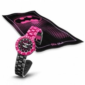 Flik Flak Swatch watch girl in