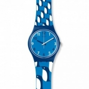 Woman watch SWATCH IGINO GN246 little penguins 34mm