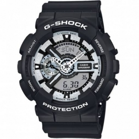CASIO G-shock mens watch white