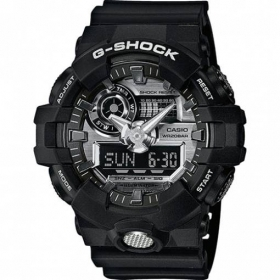 CASIO G-shock mens watch super lighting time-trial GA-710-1AER