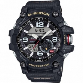 CASIO G-shock watch Mud Master compass thermometer GG-1000-1AER