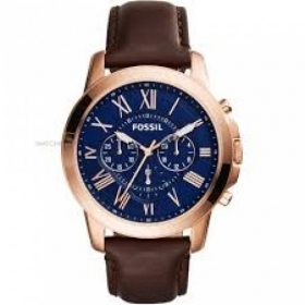 watch chronograph man Fossil G