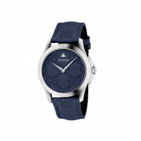 WOMAN WATCH GUCCI TIMELESS BLU