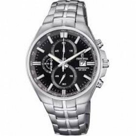 chronograph watch man Festina Timeless Chronograph F6862/4
