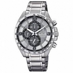 chronograph watch man Festina Timeless Chronograph F6861/2