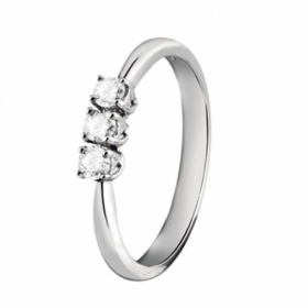 Bliss anello Elena trilogy diamanti 20033858
