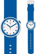 Watch POP SWATCH great man woman POPINESS PNW103 collection case 45mm