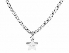 GUCCI necklace necklace women pendant star silver YBB356223001